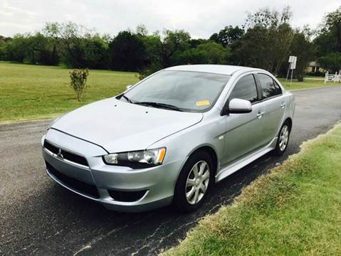 2014 Mitsubishi Lancer for sale in San Antonio, TX