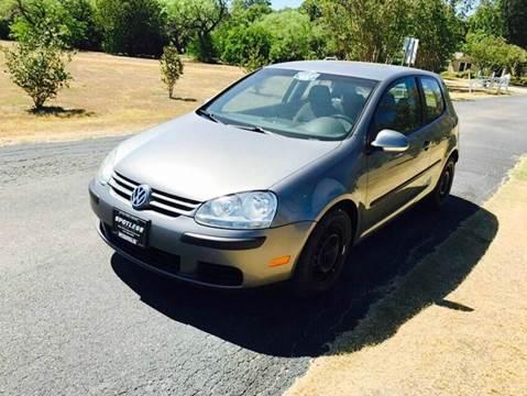 2007 Volkswagen Rabbit for sale in San Antonio, TX