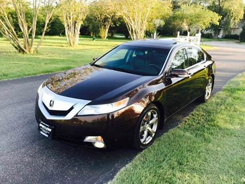 2009 Acura TL for sale in San Antonio, TX