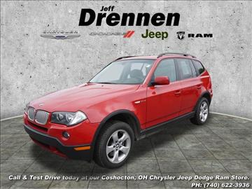 2008 BMW X3 for sale in Coshocton, OH