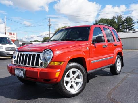 2005 Jeep Liberty for sale in Coshocton OH