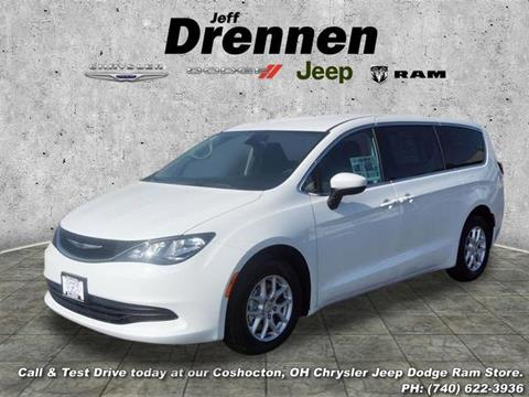 2017 Chrysler Pacifica for sale in Coshocton OH