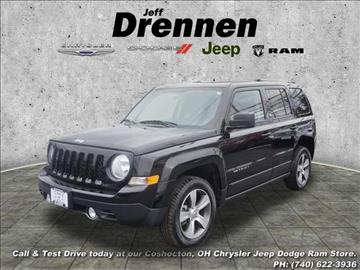2016 Jeep Patriot for sale in Coshocton, OH