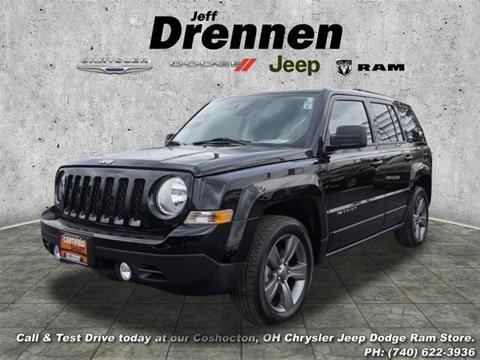 2015 Jeep Patriot for sale in Coshocton OH