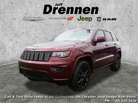 2018 Jeep Grand Cherokee for sale in Coshocton, OH