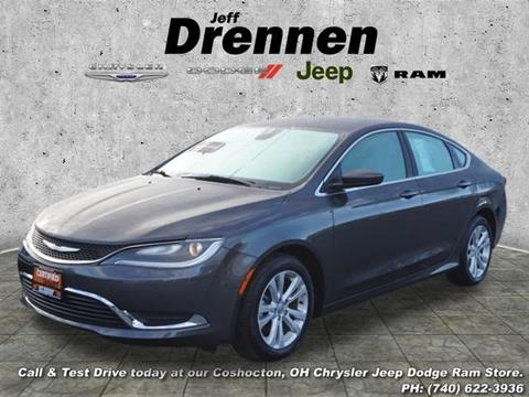 2015 Chrysler 200 for sale in Coshocton, OH