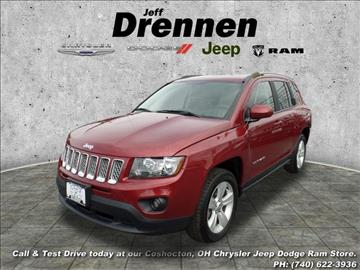 2017 Jeep Compass for sale in Coshocton, OH