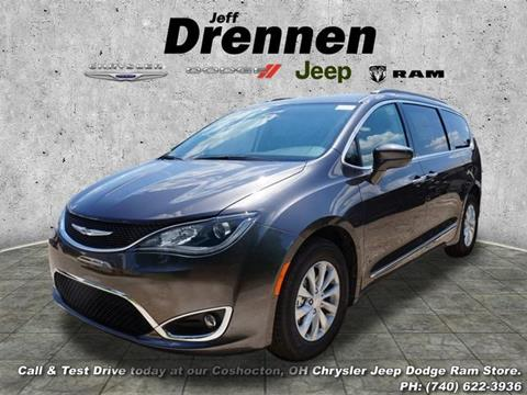 2017 Chrysler Pacifica for sale in Coshocton, OH
