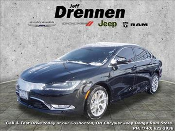 2016 Chrysler 200 for sale in Coshocton, OH