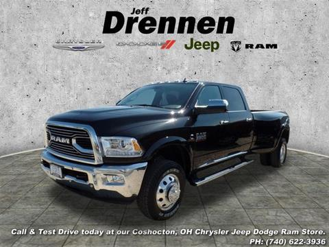 2017 RAM Ram Pickup 3500 for sale in Coshocton OH