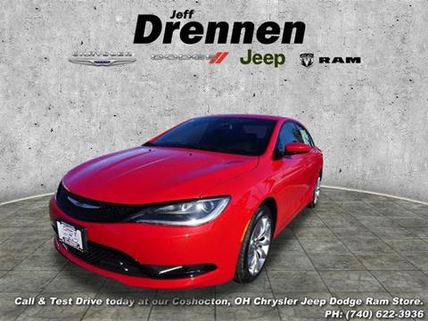 2016 Chrysler 200 for sale in Coshocton OH
