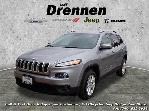2017 Jeep Cherokee for sale in Coshocton, OH