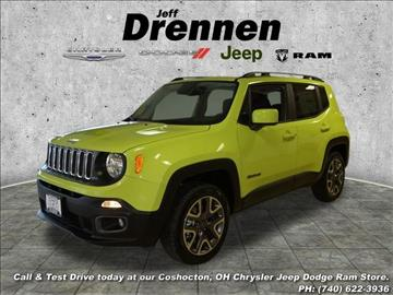 2017 Jeep Renegade for sale in Coshocton, OH
