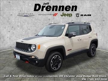 2016 Jeep Renegade for sale in Coshocton, OH