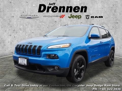 2018 Jeep Cherokee for sale in Coshocton, OH