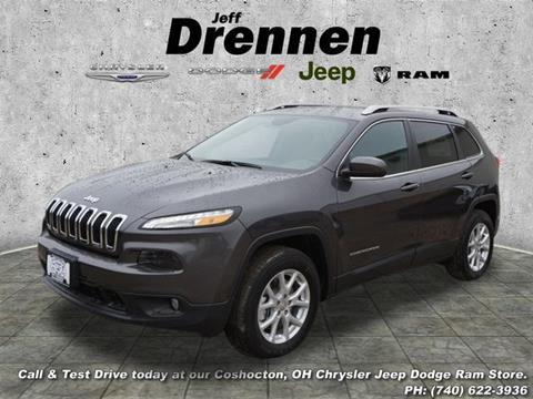 2017 Jeep Cherokee for sale in Coshocton OH