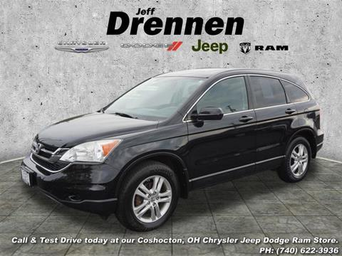 2010 Honda CR-V for sale in Coshocton OH