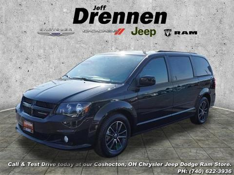 2017 Dodge Grand Caravan for sale in Coshocton, OH