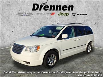 2010 Chrysler Town and Country for sale in Coshocton, OH