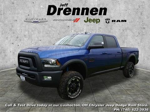 2017 RAM Ram Pickup 2500 for sale in Coshocton, OH