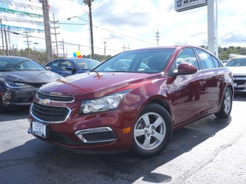 2016 Chevrolet Cruze Limited for sale in Coshocton OH