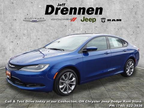 2015 Chrysler 200 for sale in Coshocton OH