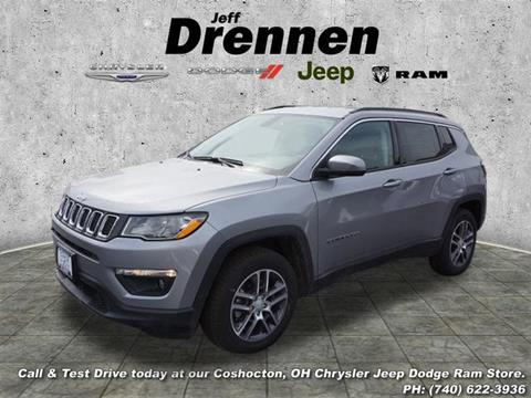 2018 Jeep Compass for sale in Coshocton OH