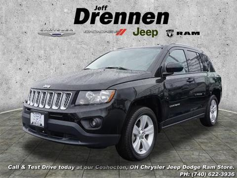 2017 Jeep Compass for sale in Coshocton OH