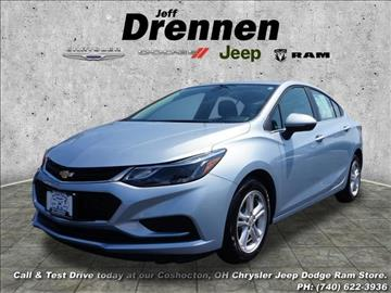 2017 Chevrolet Cruze for sale in Coshocton, OH