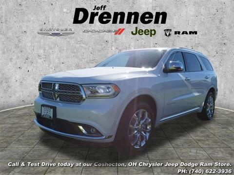 2018 Dodge Durango for sale in Coshocton, OH