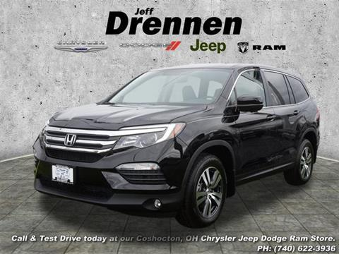 2017 Honda Pilot for sale in Coshocton OH
