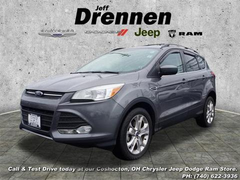 2013 Ford Escape for sale in Coshocton OH