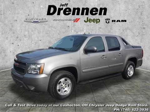 2007 Chevrolet Avalanche for sale in Coshocton, OH