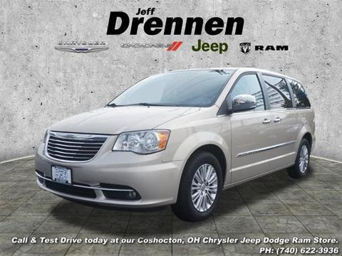 2015 Chrysler Town and Country for sale in Coshocton OH