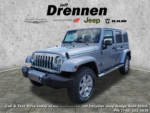 2017 Jeep Wrangler Unlimited for sale in Coshocton, OH