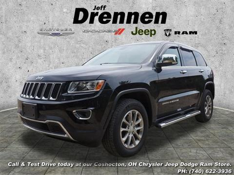 2014 Jeep Grand Cherokee for sale in Coshocton, OH