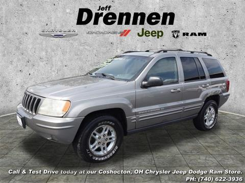 1999 Jeep Grand Cherokee for sale in Coshocton OH