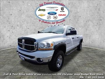 2006 Dodge Ram Pickup 2500 for sale in Coshocton, OH