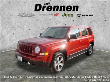 2017 Jeep Patriot for sale in Coshocton, OH