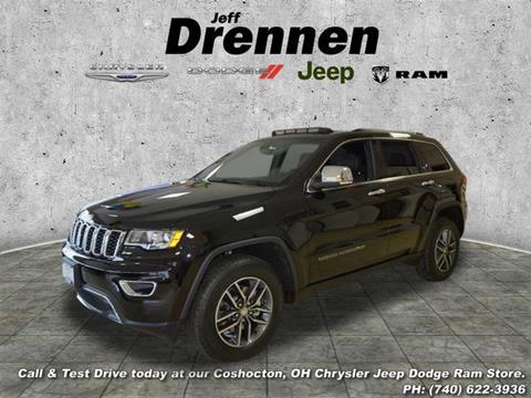 2017 Jeep Grand Cherokee for sale in Coshocton, OH