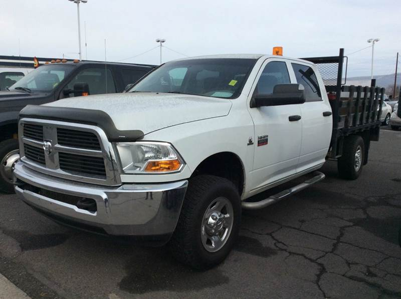 2011 dodge ram pickup 3500 stake rack flat bed tommy rack. Black Bedroom Furniture Sets. Home Design Ideas