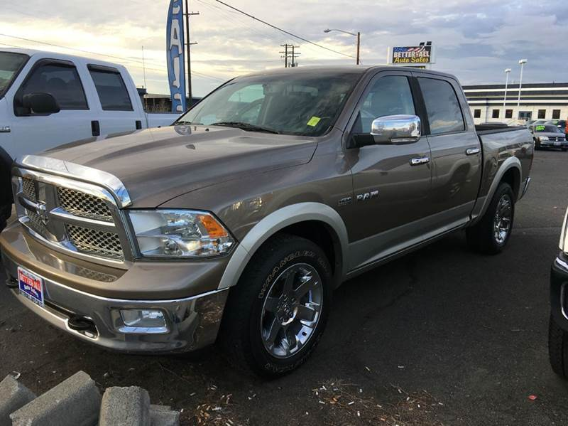 2010 dodge ram in yakima wa better all auto sales. Black Bedroom Furniture Sets. Home Design Ideas