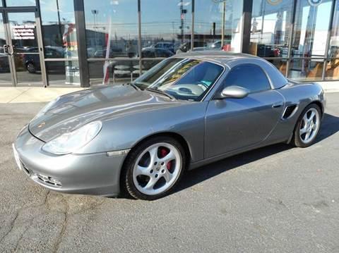 2002 Porsche Boxster for sale in Yakima, WA