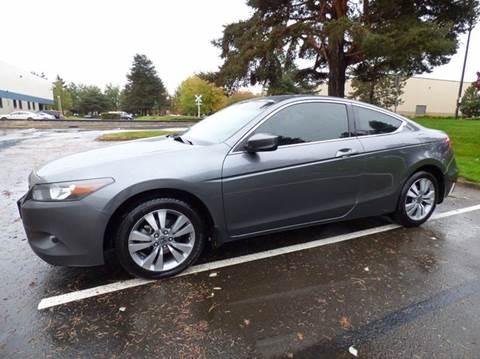 2010 Honda Accord for sale in Bellevue, WA