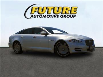 2012 Jaguar XJ for sale in Roseville, CA