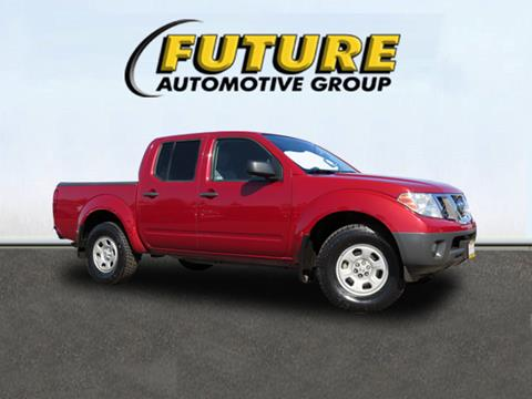 2012 Nissan Frontier for sale in Roseville, CA