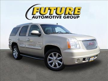 2008 GMC Yukon for sale in Roseville, CA