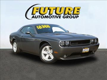 2012 Dodge Challenger for sale in Roseville, CA