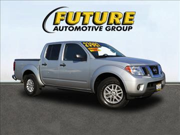 2014 Nissan Frontier for sale in Roseville, CA