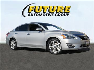 2013 Nissan Altima for sale in Roseville, CA